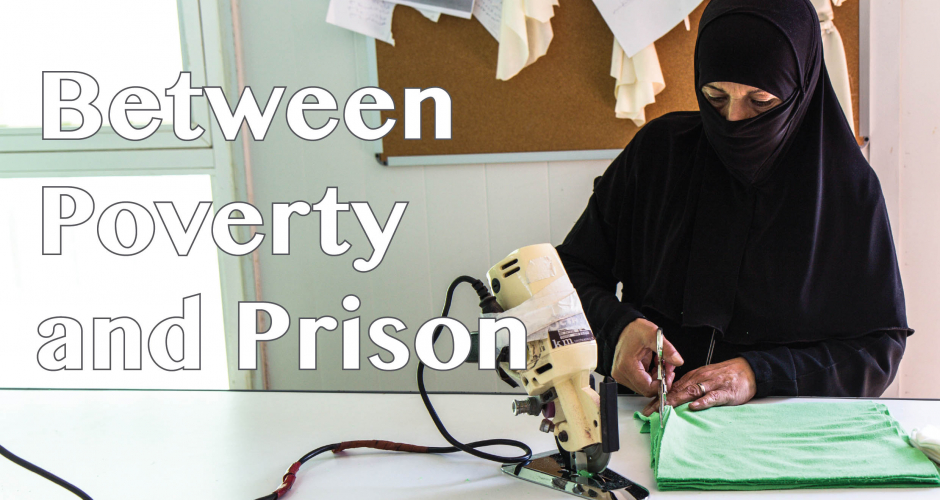Between Poverty and Prison: The Challenges of Debt among Vulnerable Women in Jordan