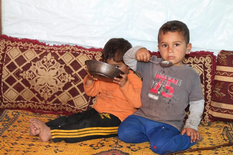 Joint statement on nutrition during the COVID-19 pandemic in MENA