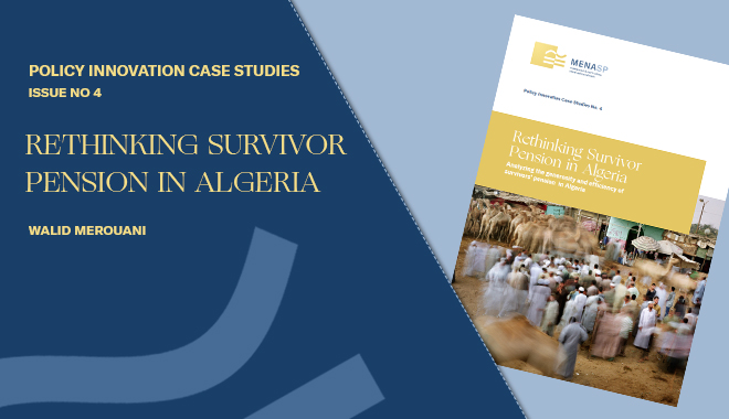 Rethinking Survivor Pension in Algeria