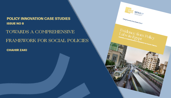 Towards A Comprehensive Framework For Social Policies