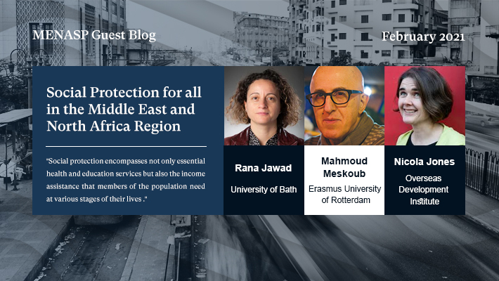 Social Protection for all in the Middle East and North Africa Region