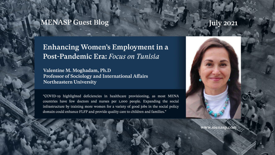 Enhancing Women's Employment in a Post-Pandemic Era: Focus on Tunisia