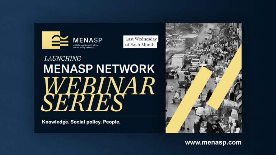 Launching the MENASP Network Webinar Series (Last Wednesday of Each Month)
